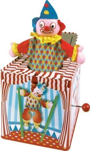 iAuctionShop - Traditioneller Metall Clown