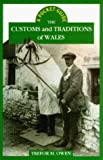 The Customs and Traditions of Wales (Uqp Studies in Australian Literature)