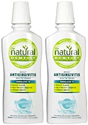 The Natural Dentist Healthy Balance All Purpose Mouth Rinse