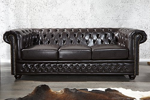 Edles Chesterfield 3er Sofa-180921144806