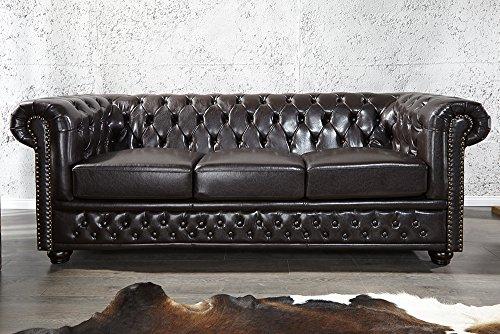 Edles Chesterfield 3er Sofa-180921144806