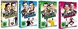 Männerwirtschaft - Season 1 - 4 im Set - Deutsche Originalware [15 DVDs]