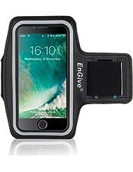 Brassard iPhone 7 Plus, EnGive Brassard Sport Armband de Sport Pour iPhone 7 Plus, Reconnaissance d'empreintes digitales,faire la course, faire du jogging