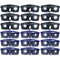BESPORTBLE 24 Piezas Gafas Protectoras de Seguridad Gafas Antivaho Gafas de Protección para Los Ojos Gafas Protectoras de Seguridad