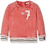 Noppies Jungen Sweatshirt B Sweater Ls Godega, Rot (Red