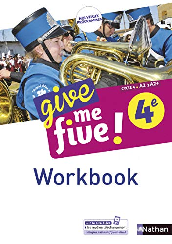 Give me five! 4e - Workbook
