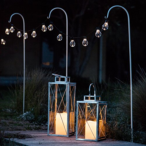 lot-de-2-x-lanternes-en-metal-galvanise-avec-bougie-led-pour-jardin-a-piles-par-lights4fun