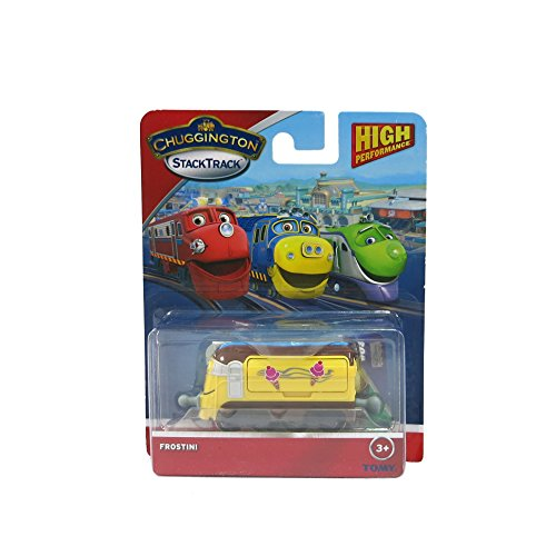 Image of Chuggington Stack Track Engine Frostini