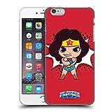 Head Case Designs Ufficiale Super Friends DC Comics Wonder Woman Bambini 1 Cover Dura per Parte Posteriore Compatibile con iPhone 6 Plus/iPhone 6s Plus
