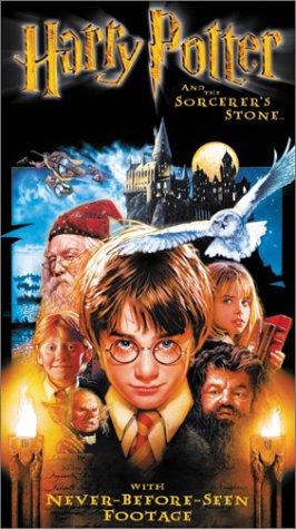 Click for larger image of Harry Potter & Sorcerer's Stone [VHS] [Import]