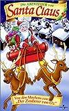 Die Abenteuer von Santa Claus [VHS]