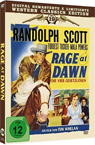 Rage at Dawn - Die vier Gesetzlosen - Mediabook Vol. 19 (Limited-Edition inkl. Booklet)