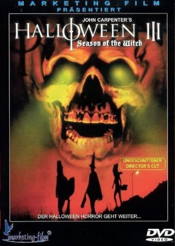 Halloween III - Season of the Witch (The Film Halloween-season Witch Of)