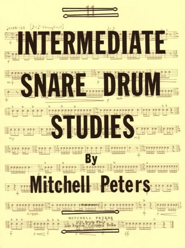 te Snare Drum Studies ()