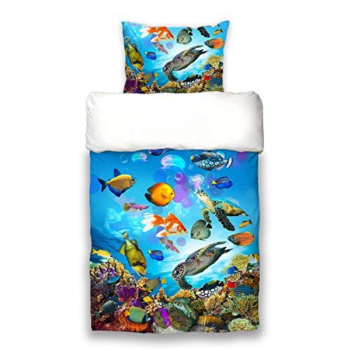 Fische Und Andere Motive Günstige Bettwäsche Online