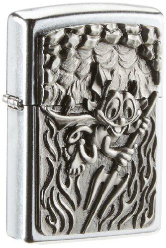 Zippo 1330050 Nr. 207 Devil Emblem