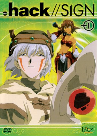 .hack//SIGN, Vol. 1 Hack-tv-serie Dvd