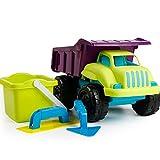 Strand-Spielzeug-Gesetzte Modelle und Form-Eimer