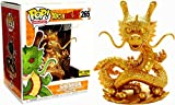 "Funko Pop! Dragon Ball Z - Shenron Gold 6"" Super Sized #265 Limited Exclusive"