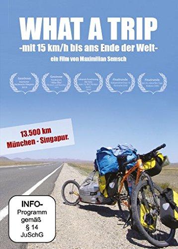 Bild von What a Trip - mit 15 km/h bis ans Ende der Welt