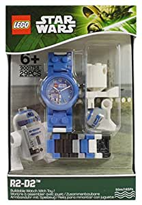 Clic Time CT46010 - Lego Kinderuhr Star Wars R2D2