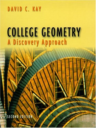 College Geometry: A Discovery Approach (Alternative Etext Formats)