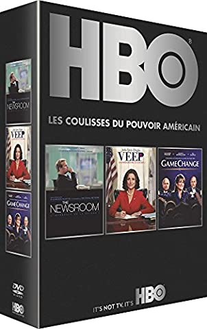 The Newsroom - HBO politique : The Newsroom + Veep