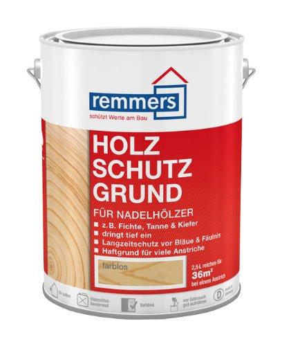 Preisvergleich Produktbild Remmers Holzschutz-Grund - farblos 5ltr