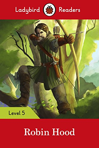 Robin Hood (Ladybird Readers Level 5)