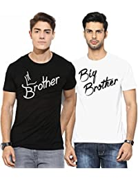 Young Trendz Men's Cotton Couple T-Shirts