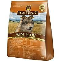WOLFSBLUT Trockenfutter WIDE PLAIN Pferd + SüßKartoffel Adult für Hunde 15,0 kg