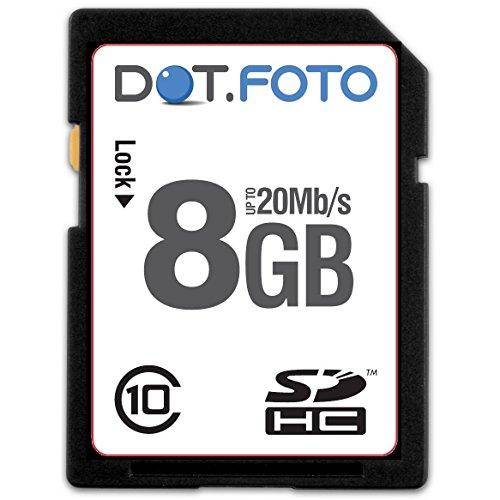 dotfoto-extreme-sdhc-8gb-class-10-20mb-s-speicherkarte-fur-panasonic-lumix-dmc-s1-dmc-s2-dmc-s3-dmc-