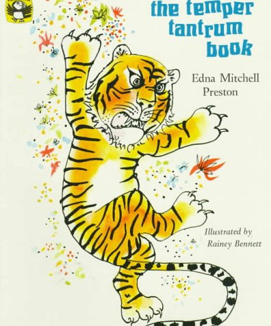 The temper tantrum book