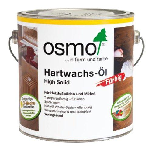 OSMO Hartwachs-Öl farbig, 3073 Terra - 2,5 Liter