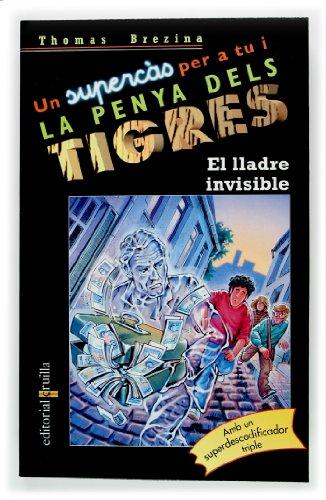 El lladre invisible (Equipo tigre, Band 8) -