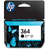HP 364XL - Cartucho de tinta Original HP 364 Negro para HP DeskJet, HP OfficeJet y HP PhotoSmart