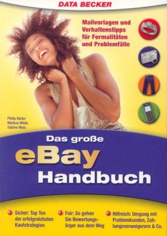 Das groe eBay-Handbuch