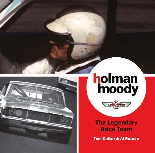 Holman-Moody: The Legendary Race Team por Tom Cotter