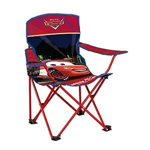 disney cars chaise pliante cars rouge jeux et jouets. Black Bedroom Furniture Sets. Home Design Ideas
