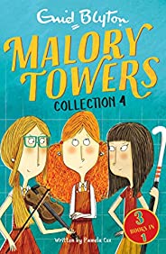 Malory Towers Collection 4: Books 10-12 (Malory Towers Collections and Gift books Book 13) (English Edition)