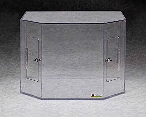 IBI Scientific WS-100 Beta-Gard Acrylic Table-Top Beta Workstation, 28-1/2
