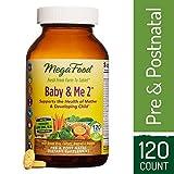 Baby & Me 2 - Natürliche Schwangerschaftsvitamine (Kräuterfrei)