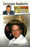 SIMONE WEBER DIABOLIQUE NANCY