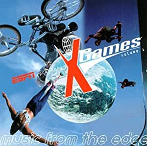 X-Games Vol.1 - Music From The Edge