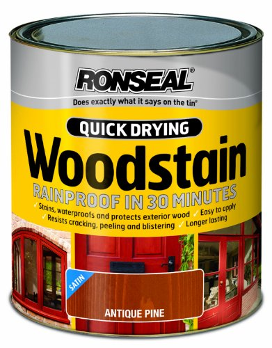 ronseal-qdwsap750-750ml-woodstain-quick-dry-satin-antique-pine