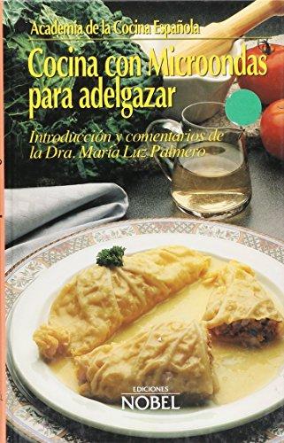 Descargar Libro Cocina con microondas para adelgazar de Maria Luz Palmero