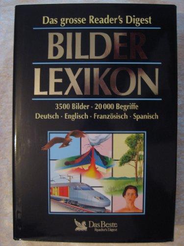 Digest Bilder Lexikon: 3500 Bilder 20.000 Begriffe Deutsch Englisch Französisch Spanisch ()