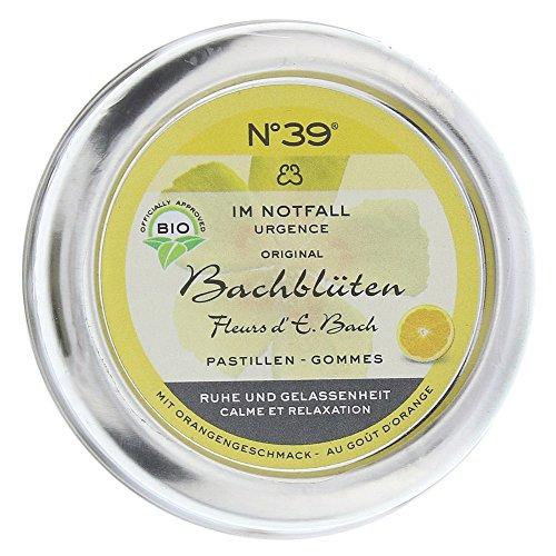 Bachblüten Notfall No.39 Pastillen BIO, 45 g