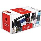 Red Carpet Manicure - Kit de manicura completo, con lámpara LED