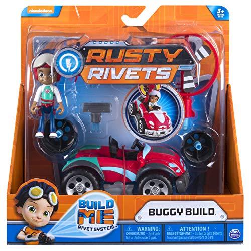 Rusty Nieten 6046695Action Fahrzeug, gemischte Farben (Rostige Autos)